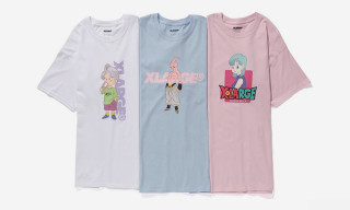 These Pastel XLARGE x 'Dragon Ball Z' Tees Are Perfect for Summer