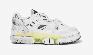 Maison Margiela's Distressed Sneakers Now Arrive With Slimey Green Glue