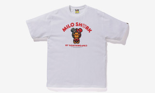 BAPE Debuts Collaborative Medicom Toy T-Shirts