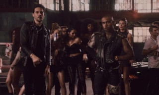 "Vic Mensa & G-Eazy Street Race in Post-Apocalyptic Video for ""Reverse"""