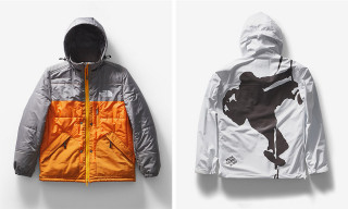 The North Face & COMME des GARÇONS Debut Heritage-Inspired Outerwear