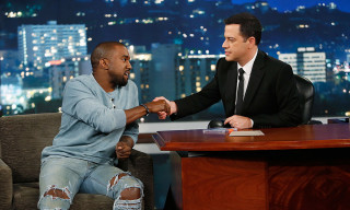 Kanye West Is Returning to 'Jimmy Kimmel Live!' This Week