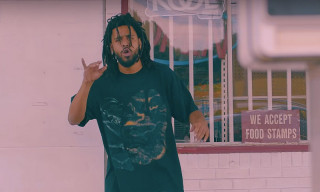 "Watch J. Cole Drop Ridiculous Bars in New ""Album of the Year"" Freestyle"