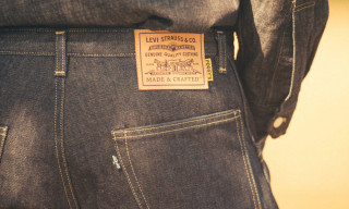 BOTW | Made & Crafted, Levi's Luxury Denim Brand