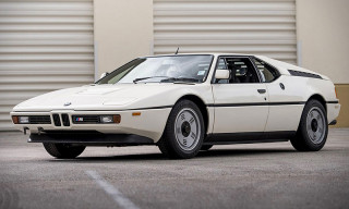 This 1981 BMW M1 Is Expected to Sell for Up to $450K