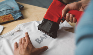 Levi's Goes All-In On DIY With Innovative Customization Tool Levi's INK