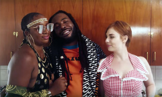 "DRAM Holds a Swingers Party in Wacky Video for ""Best Hugs"""