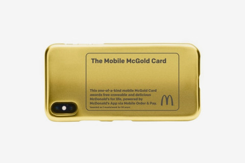How to Win McDonald\'s McGold Card & Get Free Food for Life