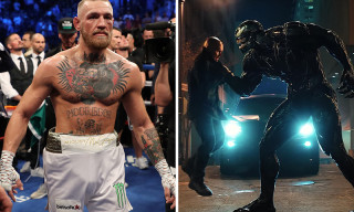 Tom Hardy's Venom Was Inspired by Conor McGregor