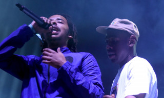 Tyler, The Creator, Earl Sweatshirt, Syd & Hodgy Reunite for Odd Future Set