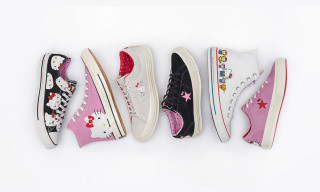 Hello Kitty & Converse Team Up On Fun New Collection