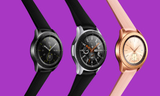 Samsung Unveils the New LTE Galaxy Watch