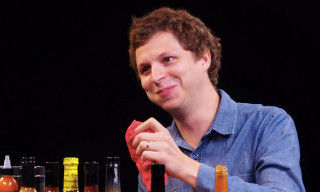 Michael Cera Talks About Jonah Hill & 'Superbad' on 'Hot Ones'