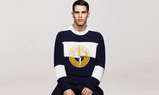 Stone Island Debuts Vibrant Fall Knitwear Collection