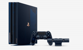 Sony Celebrates PlayStation Milestone With Translucent PS4 Pro