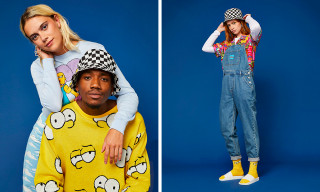 This ASOS DESIGN x The Simpsons Collection Is a Major Throwback