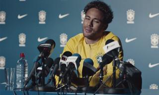 Neymar Stars in Nike Football's 'Awaken the Phantom' Film