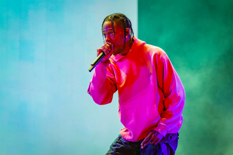 Travis Scott Announced His Own Astroworld Music Festival In Houston