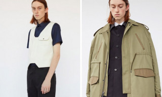 DOOR Debuts Military-Inspired Menswear Collection
