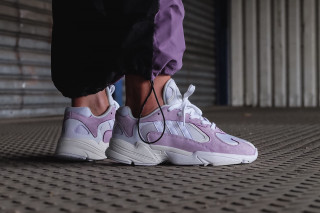 This Custom Yung-1 Sneaker Is the Right Kind of Vibrant Purple 0334dccb0