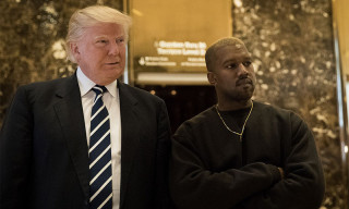 "Donald Trump Thanks Kanye West for His ""Support"" on 'Kimmel'"