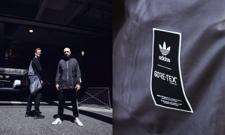 You Can Now Buy adidas & GORE-TEX's Packable Karkaj Jacket