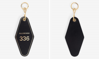 Balenciaga's Hotel Key Tag Is Available to Cop Now