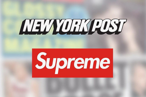 The  New York Post  Is Releasing a Supreme Front Page Today 0e2f48805