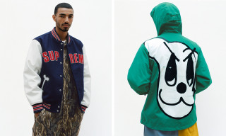 9 References You May Have Missed In Supreme's FW18 Collection