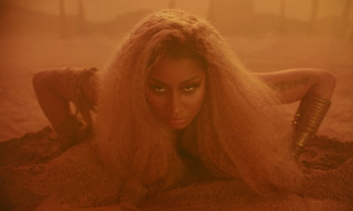 "Nicki Minaj Shows Us How to Be a Queen in ""Ganja Burn"""