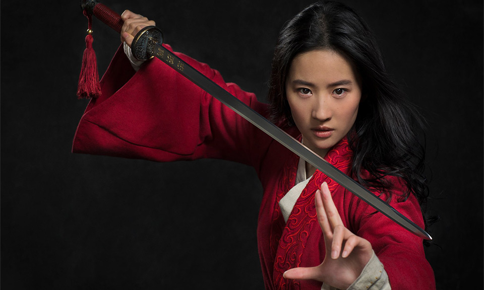 Here's Your First Look at Disney's Live-Action 'Mulan'