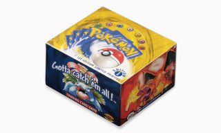 This Unopened Stack of Pokémon Cards From 1999 Just Sold for $56,000