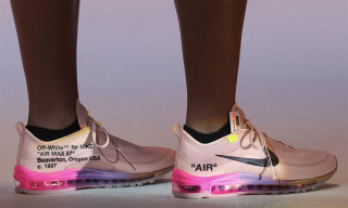 "Serena Williams' ""QUEEN"" OFF-WHITE Air Max 97 Surprise-Dropped On Nike SNKRS"