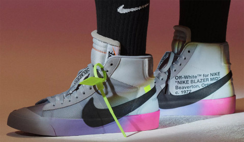 We\u0027re Getting One More Chance to Cop the OFF,WHITE x Nike Blazer Mid \u201cQueen\u201d