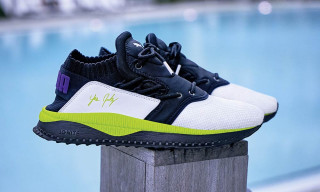 "Influencer YesJulz Teams Up With PUMA on the Tsugi Shinsei ""YesJulz"""