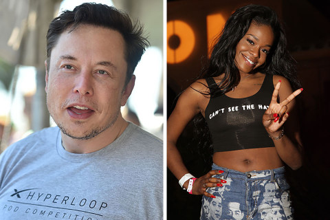 Elon Musk Responds To Azealia Banks Claims He Tweeted While On Acid