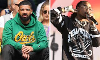 Drake Loses $10,000 in Half-Court Shootout Against Quavo