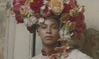 See Beyoncé Behind the Scenes of Her 'Vogue' Cover Shoot