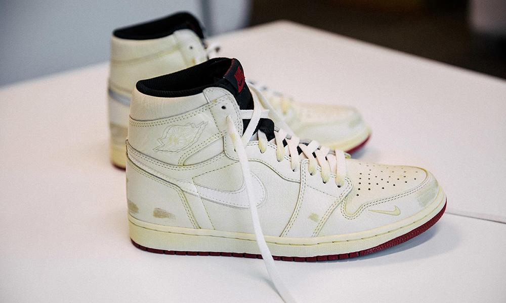 Nigel Sylvester x Nike Air Jordan I Hi NRG  Where to Buy Today 286c6f7553