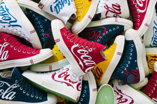 f56005134b82 How to Buy the KITH x Coca-Cola x Converse Footwear Collection Today