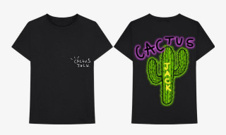 Travis Scott Announces New Cactus Jack Merch