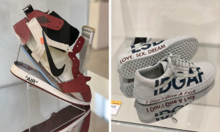 This South Korean Exhibition Displayed Some Insane Custom & Deconstructed Sneakers