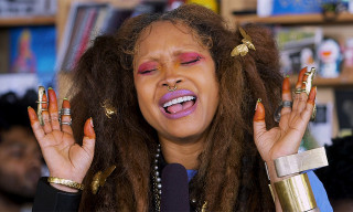 Erykah Badu's NPR Tiny Desk Concert Will Restore Your Energy