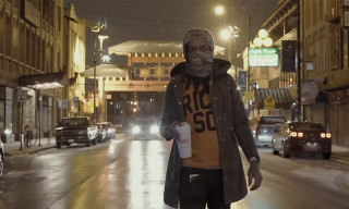 "Valee Roams the Wintry Streets of Chicago in Slow-Paced ""Vlone"" Video"