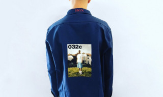 Jazz Up Your Jawnz With 032c's Frank Ocean Iron-on Transfer Kit