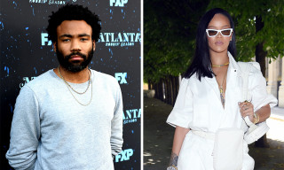 Rihanna and Donald Glover Rumored to Be Co-Starring in a Movie