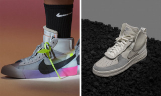 Nike Announces NYC-Centric Collaborations With Skepta, Virgil Abloh & PSNY