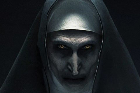 the nun' promo has been banned from