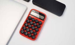 Lofree's Retro Mechanical Calculator Is a Functional Statement Piece
