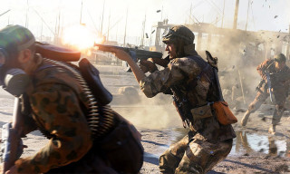 'Battlefield 5' Gamescom Trailer Teases New Battle Royale Mode